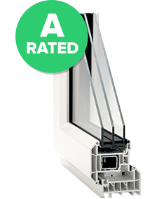 A Rated uPVC products