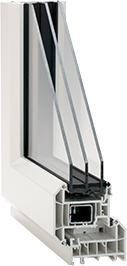 Triple Glazing Frame