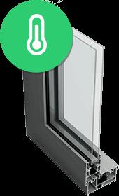 Energy Efficient sliding doors