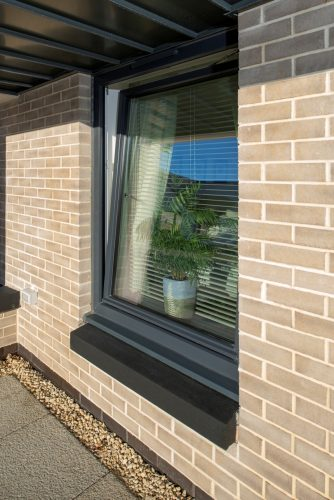 Rehau Tilt & Turn Window