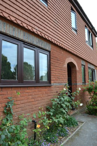 Deceuninck Flush Sash Windows