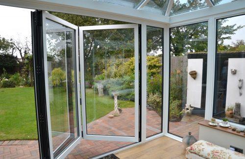 Conservatory Bifold Door Image