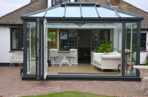 Conservatory image from Climatec Home Improvements